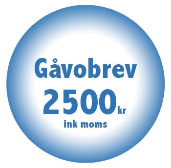 Gavobrev online billigt fastpris 2500kr