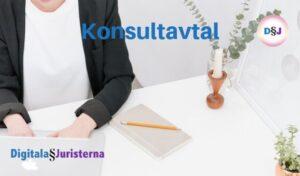 Konsultavtal – Avtal för konsulter